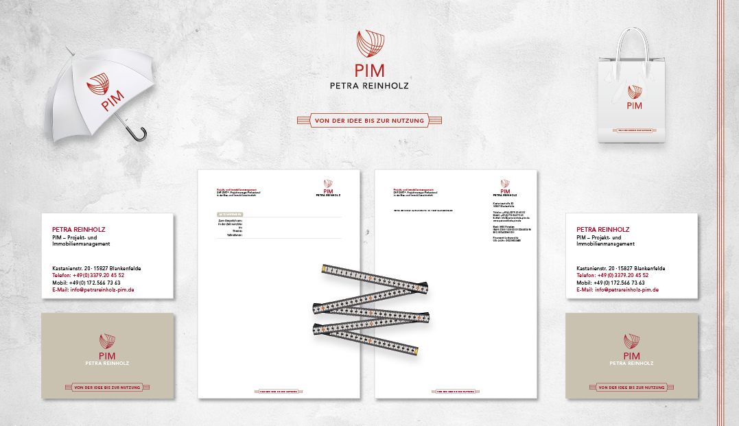 PIM–Projekt- und Immobilienmanagement, CD